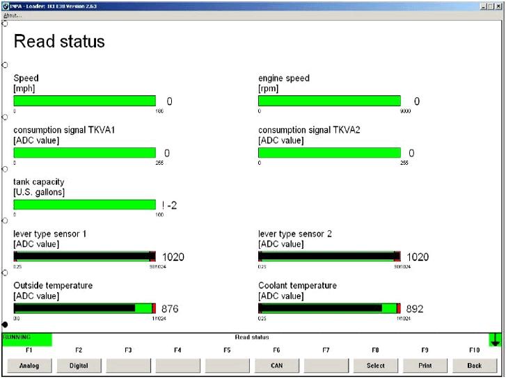 программа для диагностики mazda по протоколу obdii (obd2) для адаптера k line
