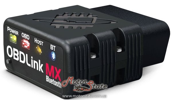 Фото ScanTool OBDLink MX Bluetooth 3.0. OBD адаптер диагностики с Android, Windows - motorstate.com.ua