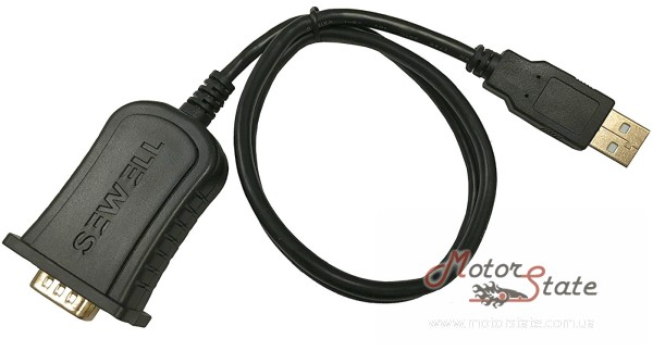 Фото Innovate USB - Serial Adapter. Переходник с USB на COM порт - motorstate.com.ua