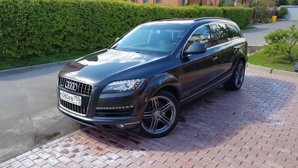 Фото Chip tuning remap files Audi Q7 4.2 TDI Bosch CarMaster - motorstate.com.ua
