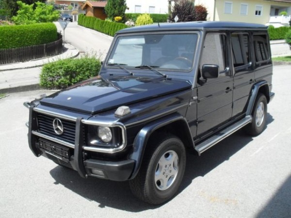 Фото Chip tuning remap files Mercedes G 270 320 400 500 Bosch Temic CarMaster - motorstate.com.ua