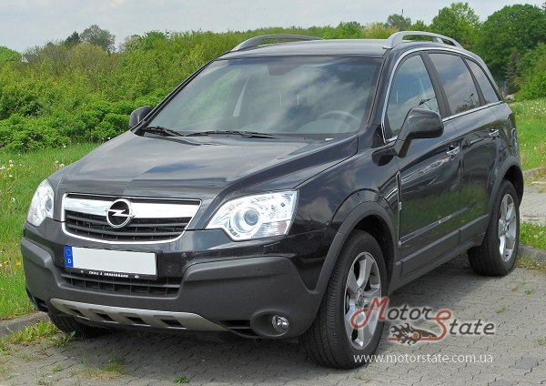 Фото Chip tuning remap files Opel Antara Bosch CarMaster - motorstate.com.ua
