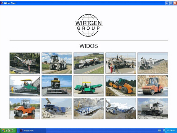 Фото Услуга по установке программы Wirtgen WIDOS Spare Parts Catalog - motorstate.com.ua